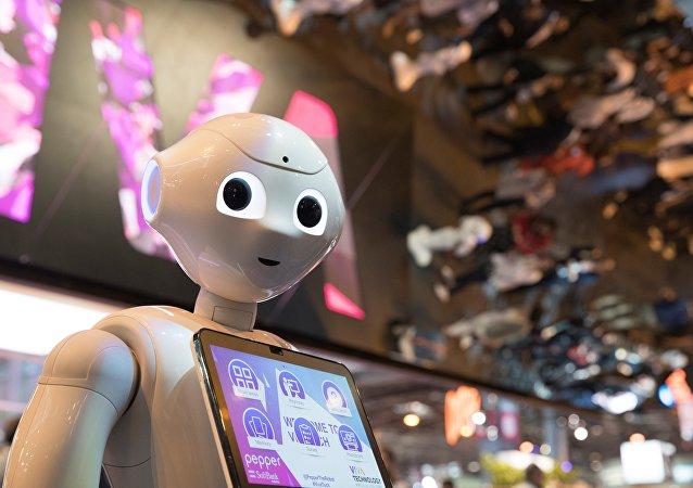 机器人Pepper