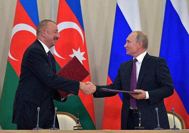 阿塞拜疆從俄羅斯購買50億美元武器
