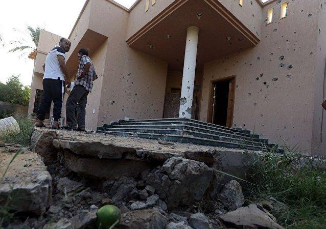 联合国秘书长敦促利比亚各方停火