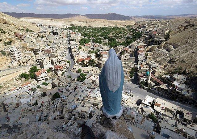 叙利亚马罗拉
