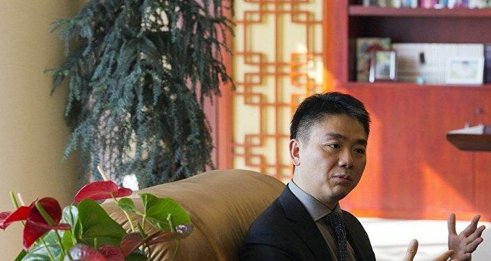 京東創始人劉強東