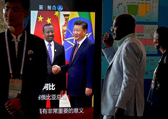 中国帮助非洲发展不会加剧非洲债务问题