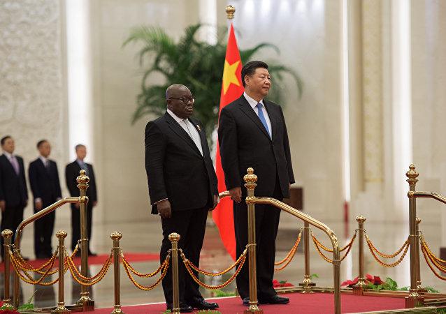 中国不在对非投资融资中谋取政治私利