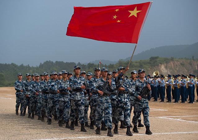 中国空军发布三分钟超燃宣传片