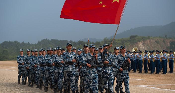 中國空軍發佈三分鐘超燃宣傳片