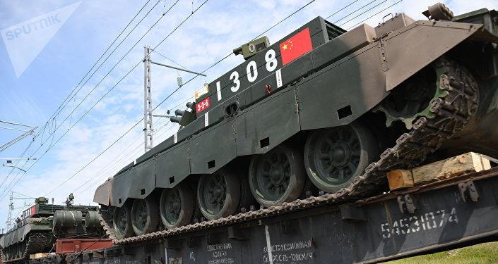中国驻俄使馆感谢俄方高水平安置中方参演官兵