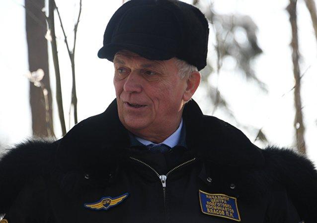 俄罗斯宇航员培训中心主任帕维尔·弗拉索夫