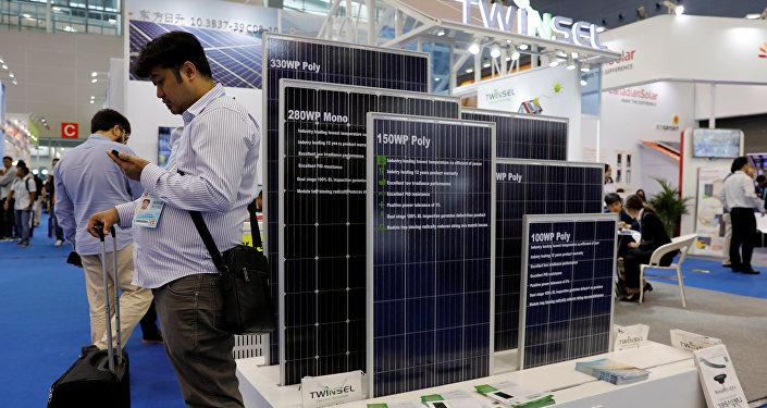 歐洲不能沒有中國的太陽能