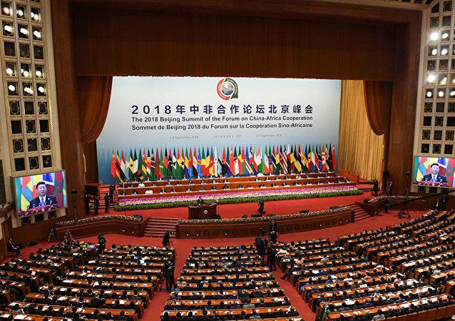 中国对非提供军事援助保护在非经济利益