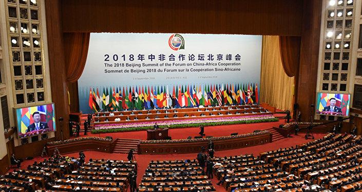 中國對非提供軍事援助保護在非經濟利益
