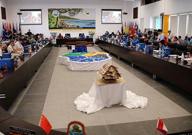 第四十九屆太平洋島國論壇