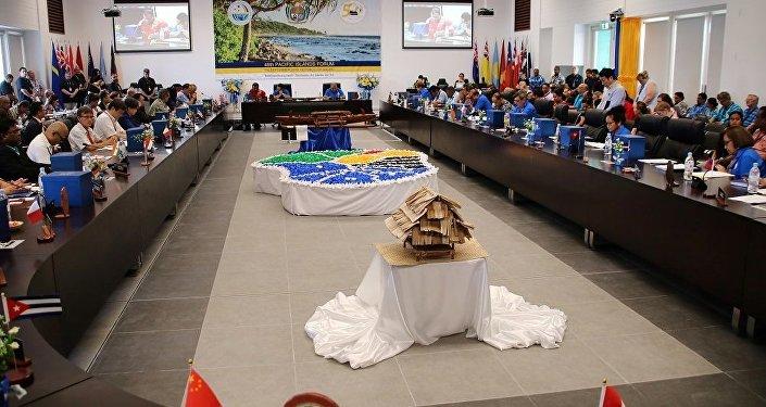 第四十九届太平洋岛国论坛