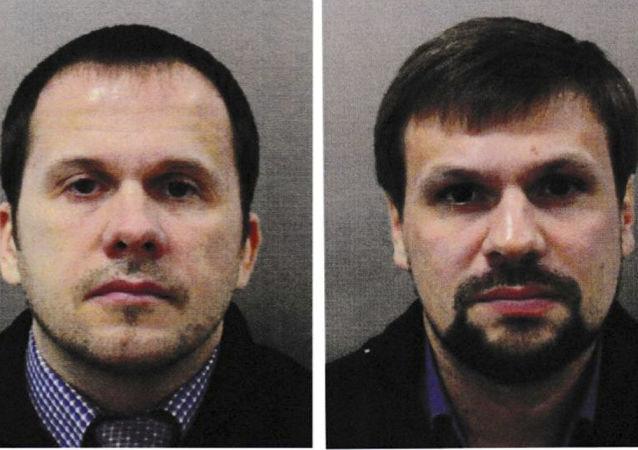 斯克里帕利中毒案嫌疑人不知道英方公布的机场照片为何拍摄于同一时间码