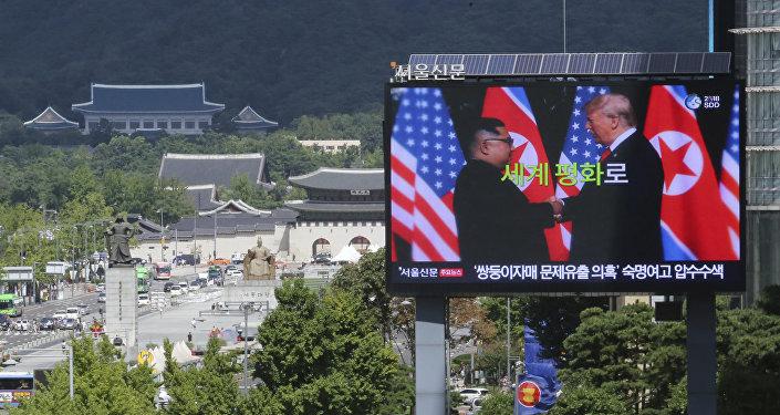 美国五角大楼发布报告称,尽管朝鲜可能推进与美和解,但对美而言仍是巨大威胁