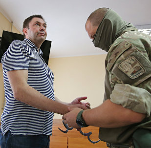 「俄新社烏克蘭網站」負責人基里爾·維辛斯基