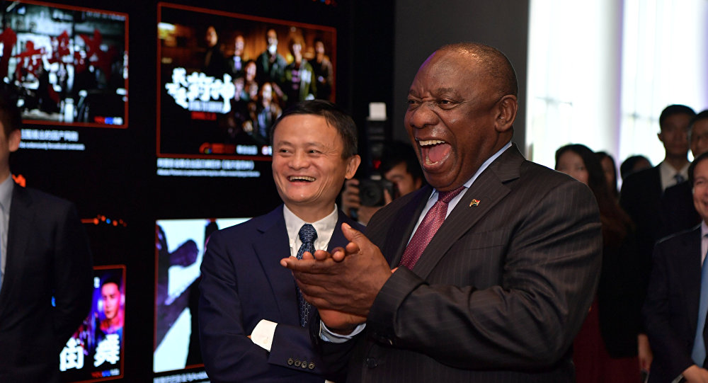 中国商界为何在非洲将战胜美国商界?