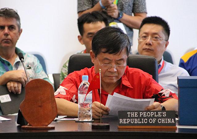 专家:不满中国扩大在太平洋影响力催生瑙鲁闹剧