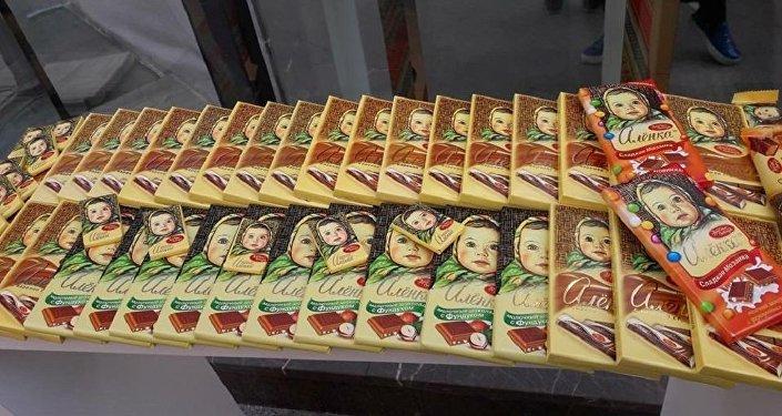 俄联合糖果集团计划将对华糖果出口增加2倍