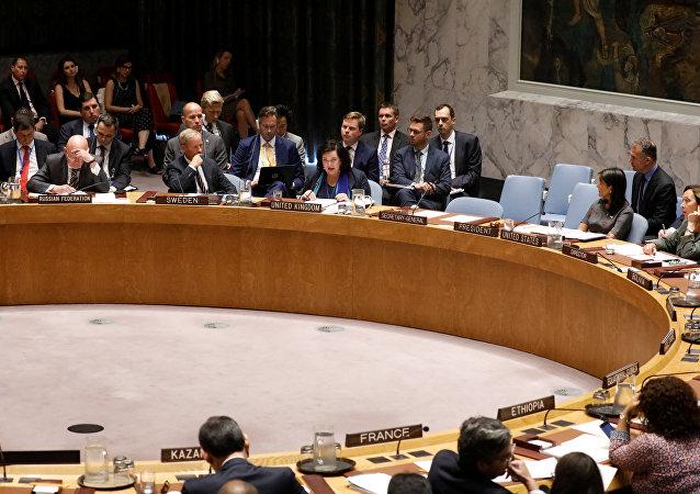 英常驻联合国代表:因索尔兹伯里中毒案新进展 英将审议扩大对俄制裁的问题