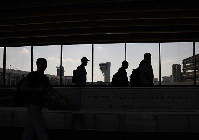 美國費城國際機場