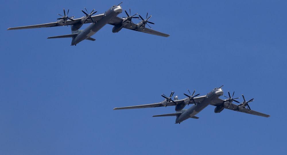 俄圖-95MS轟炸機