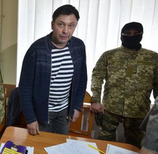 俄外交部要求立即釋放「俄新社烏克蘭」網站負責人