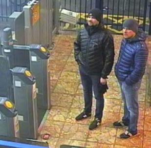 媒体:索尔兹伯中毒案的两名嫌疑人2014年曾在捷克监视斯克里帕利