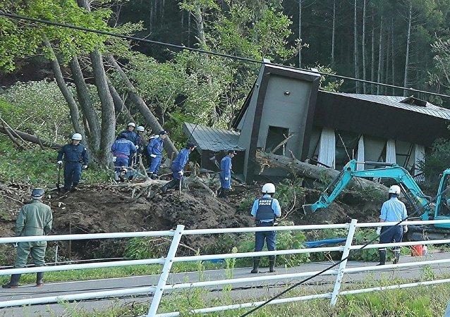 日本政府:北海道地震死亡人數升至21人