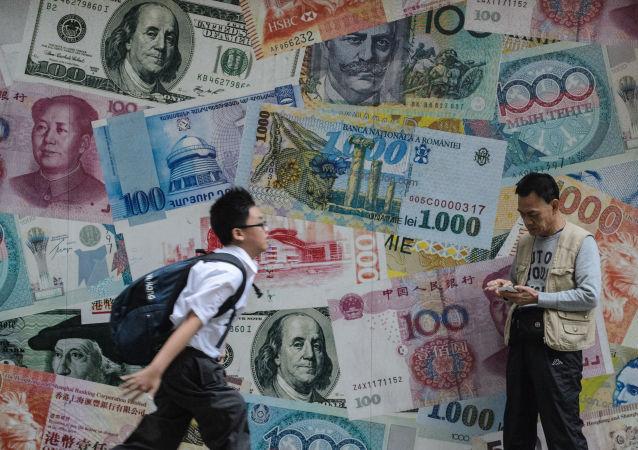媒体:欧元在俄中结算中所占份额不断增长