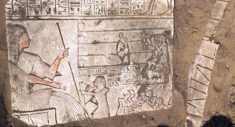 开罗市郊最美古埃及墓葬之一即将对外开放