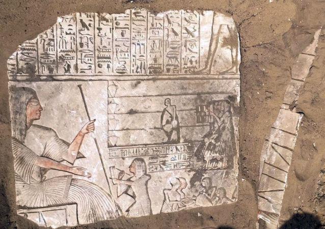 開羅市郊最美古埃及墓葬之一即將對外開放