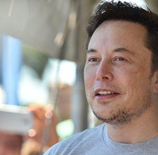 特斯拉汽车和SpaceX公司伊隆•马斯克