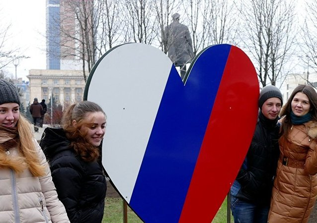社会学家:乌克兰人喜欢普京