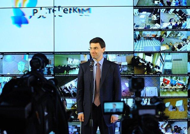 俄罗斯联邦通信与大众传媒部部长伊戈尔·谢戈廖夫