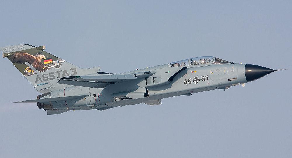 德国空军的PA200 Tornado