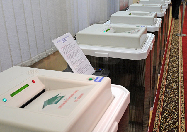 选票处理系统