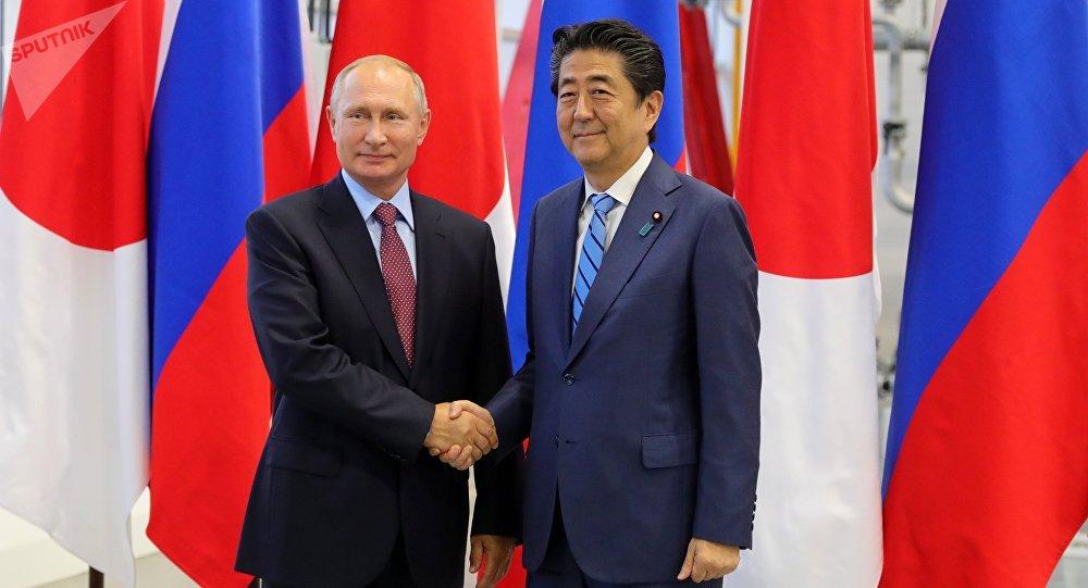 克宫:俄日领导人未就签署和平条约的提议进行讨论