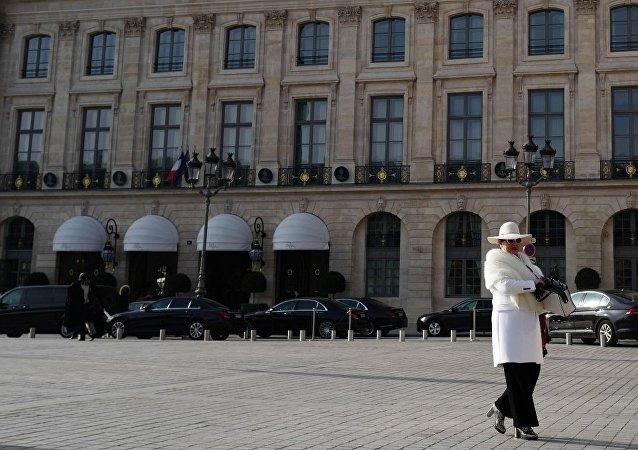 巴黎Ritz酒店