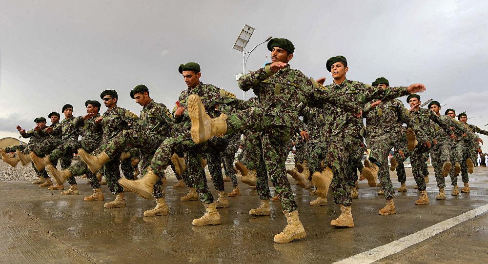 中國將為阿富汗培訓軍人