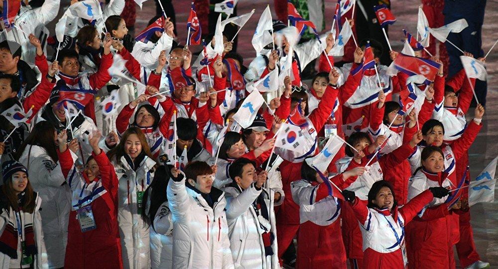 韩体育部长:拟向朝提议合办2032年奥运会