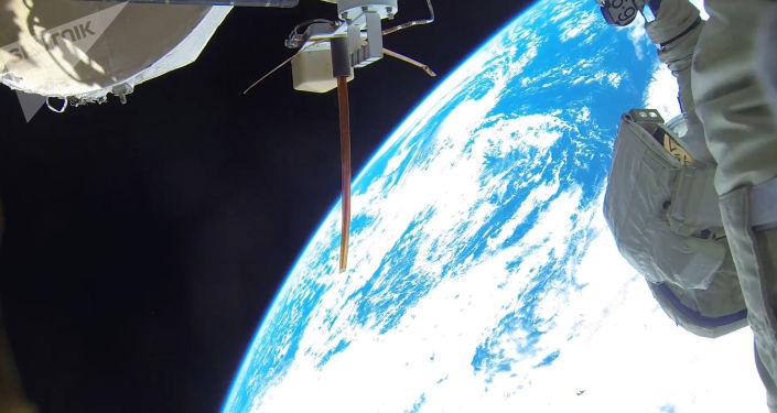 專家:若空間站有人生病毫無疑問會將他送回地球