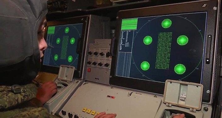 俄中防長檢閱「東方-2018」部隊指揮所工作