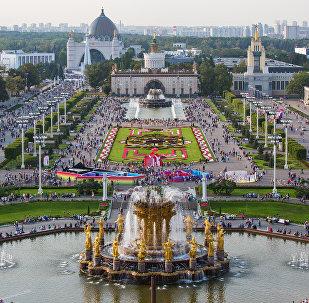 莫斯科将建设中国旅游村