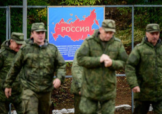 普京表示,俄罗斯尽量不在北约边界附近举行大规模演习