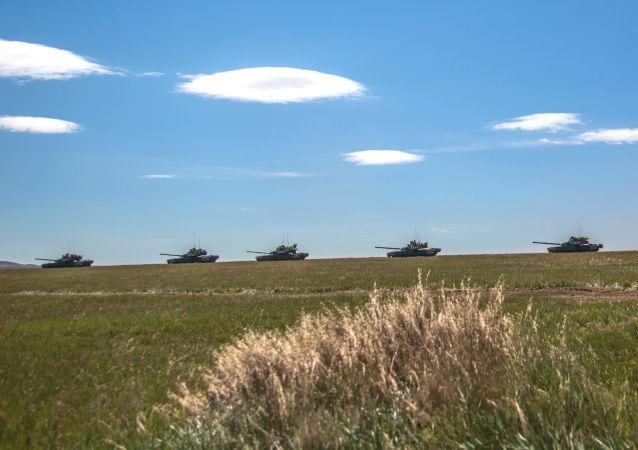 美媒指出艾布拉姆斯坦克一个强于俄罗斯坦克的优点
