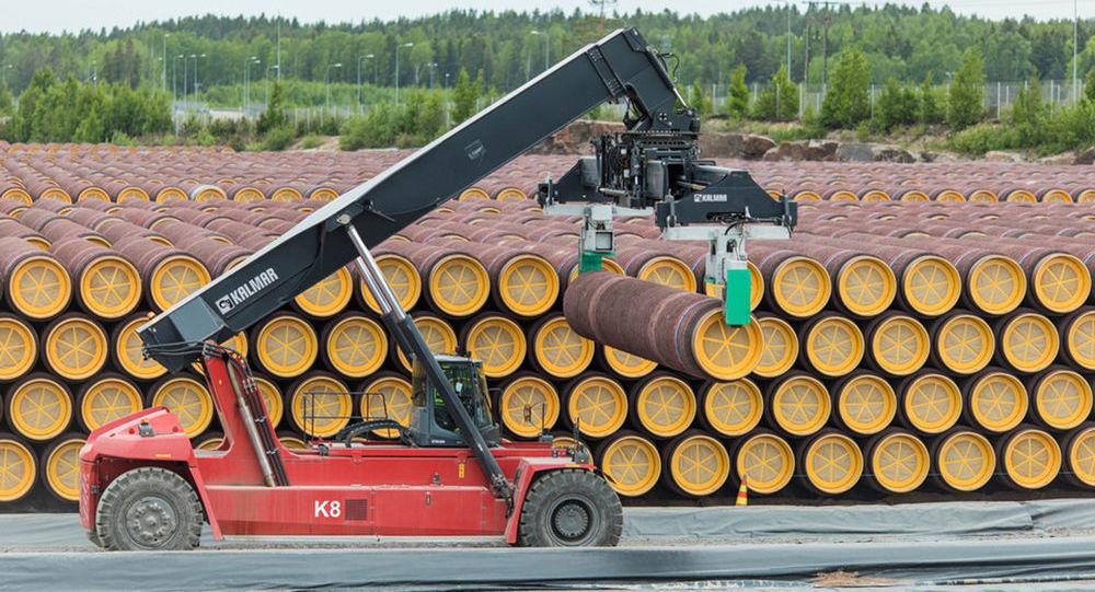 """俄美能源部长将讨论""""北溪-2""""项目和美国电网遭攻击事件"""
