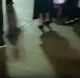 中国湖南衡东发生汽车冲撞人群事件