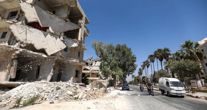红十字会国际委员会称叙利亚重建至少要十年时间
