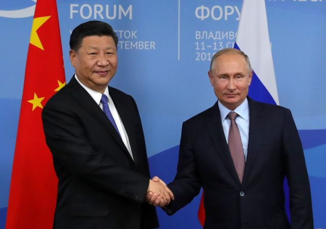 和振偉:中國國家主席習近平出席東方經濟論壇將促進俄中地區合作