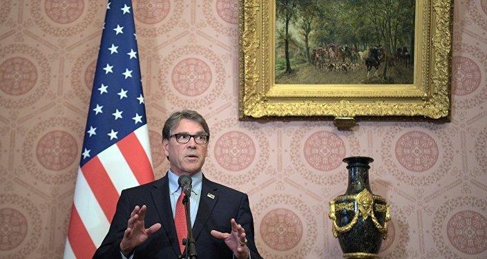 美国能源部长佩里